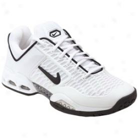 Nike Tennis Men S Breathe Free Ii White/black