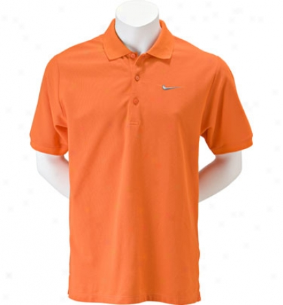 Nike Tennis Men S Dri Fit Pique Polo