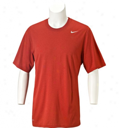 Nike Tennis Men S Legend Poly Short Sleeve Top
