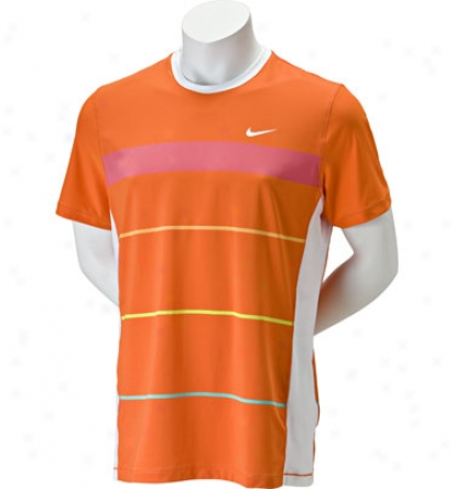 Nike Tennis MenS  Rush And Crush Crew