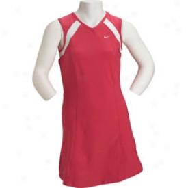 Nike Tennis Refined Border Dress