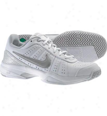 Nike Tennis Women S Air Court Mo Iii - White/silver