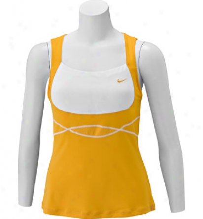Nike Trnnis Women S Love Game Peekaboo Tank