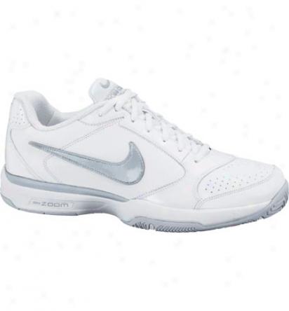 Nike Tennis Women S Zoom Courtlite - White/silver