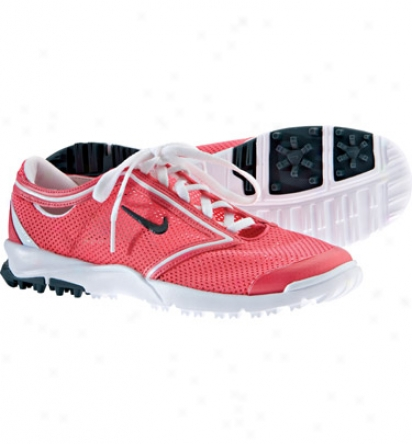 Nike Women S Summer Air Lite Iii - Pink/charcoal/white