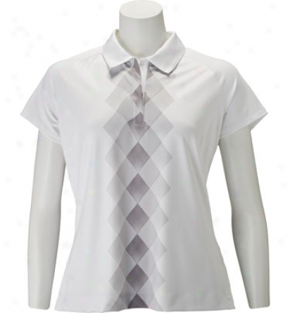 Nike Womens Novelty Diamond Polo