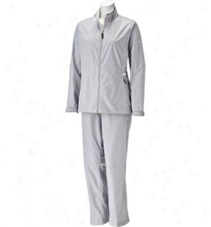 Nike Womens Packable Rainsuit