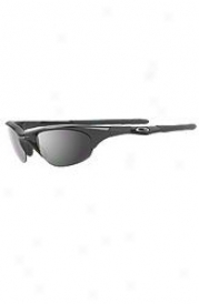 Oakley Half Jacket Jet Black Iridium