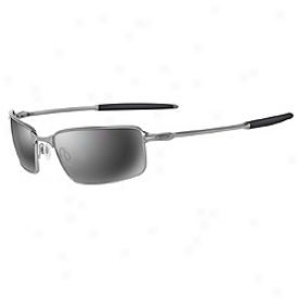 Oakley Square Wire Light Grey/black Iridium