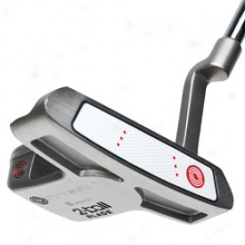 Odyssey White Hot Xg 2-ball Lined Putter - Blade