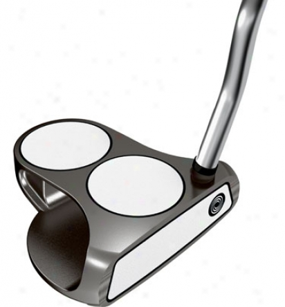 Odyssey White Ice 2-ball Mid Putter