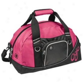Ogio Logo Half Dome Duffel Bag