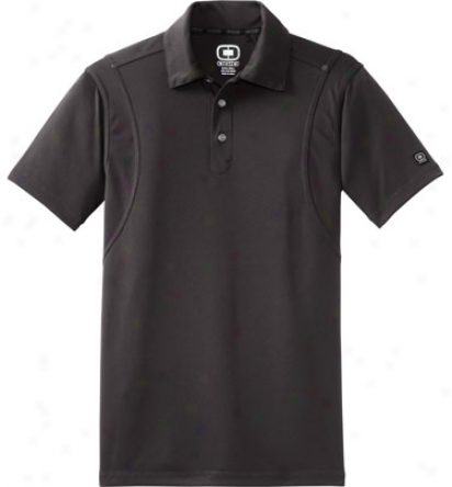 Ogio Logo Men S Rievt Polo