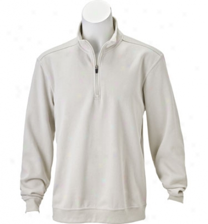 Ping Apparel Men S Hybrid 1/4 Zip Pullover