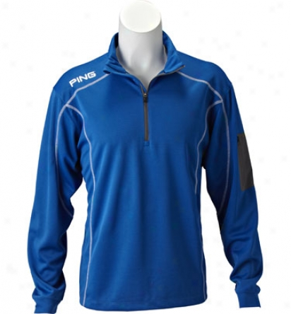 Ping Apparel Men S Ranger 1/4 Zip Pullover