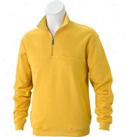 Ping Apparel Wekender Ls 1/4  Zip Fleece Pullover