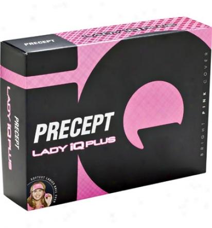 Precept Personalized Iq Plus Pink