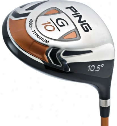 Preowned Ping G10 Driver