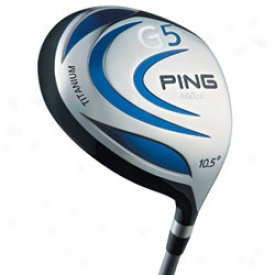 Preowned Ping G5 Driver 460cc