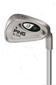 Preowned Ping I3+ Blade W/ Steel - 3-pw