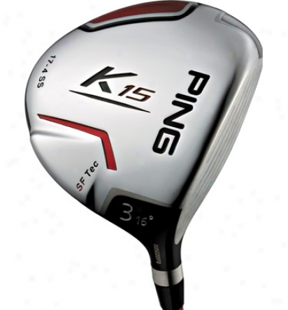 Preowned Ping K15 Fairway Wood