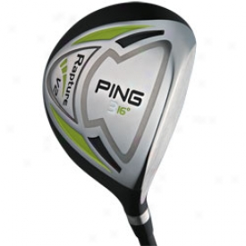 Preowned Ping Rapture V2 Fairway Wood