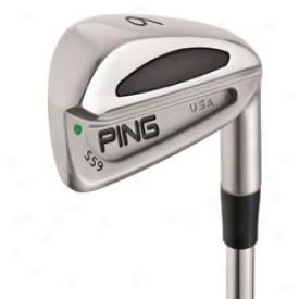 Preowned Ping S59 Tour Irons W/ssteel Shaft