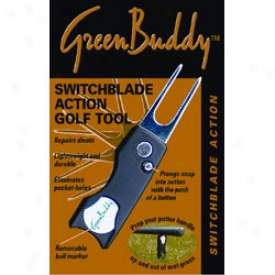 rPo Active Sports Green Buddy Switch Blade Repair Tool