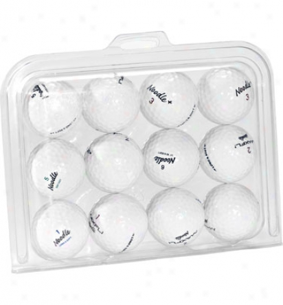 Professional Golf Recycled Bulk Noodle Golf Balls
