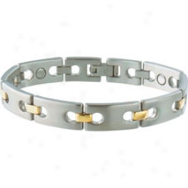 Sabona Executive Regecny Duet Magnetic Bracelet
