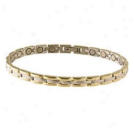Sabona Lady Executive Regal Duet Bracelet