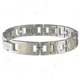 Sabona Pga Tour Duet Magnetic Bracelet