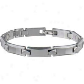 Sabona Tungsten Carbide Slimline Mgnetic Bracelet