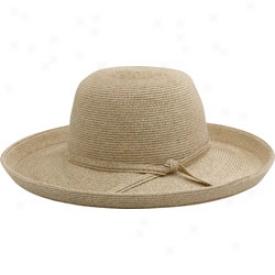 San Diego Hat Classic Straw Women S Golf Hat