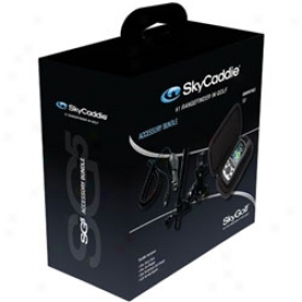 Skygolf Sg5 Accessory Bhndle - Valued At $104.95