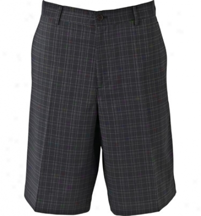 Snake Eyes Dry-18 Tech Plaid Short