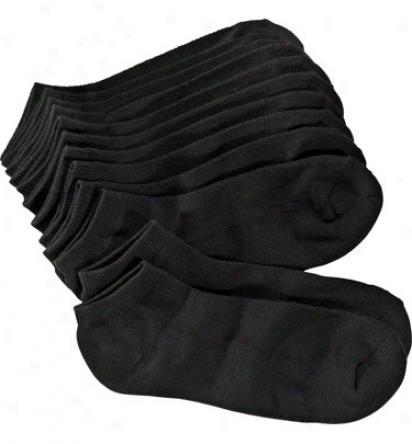 Snake Eyes Men S Lo-cut Socks 6-pack