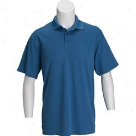 Snake Eyes Player S Texthred Performance Polo