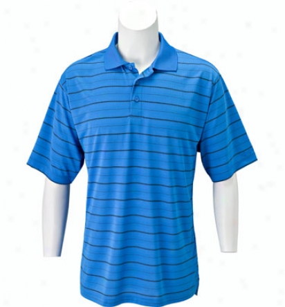 Snake Eyes Players Primo Stripe Polo