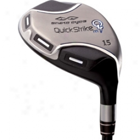 Snake Eyes Quick Strike Q4m With Graphite