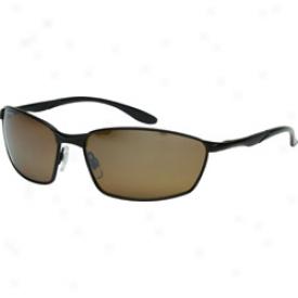 Snake Eyes Rattler High Def Polarized Sunglasses