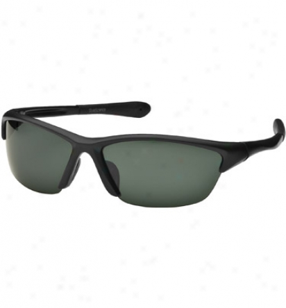 Snake Eyes Small Sport Wrap Sunglasses