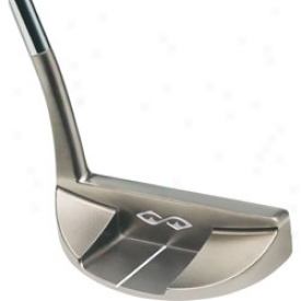 Snake Eyes Tour Platinum 7805 Putter Head