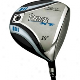 Snake Eyes Viper Xti Driver With Graphite
