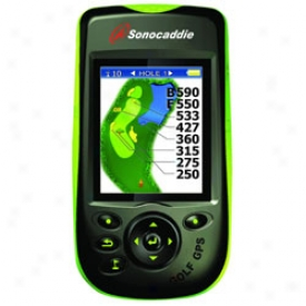 Sonocaddie V300 Color Gps