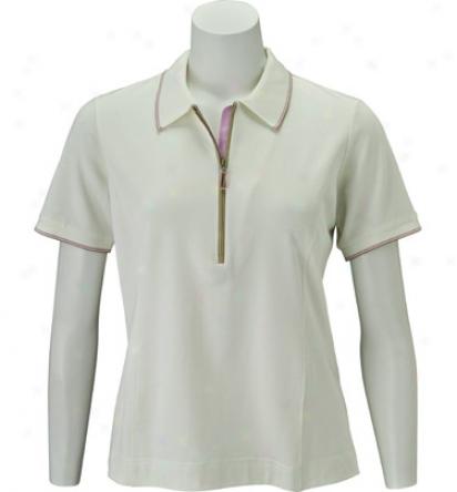Sport Haley Women S Short Sleeve Placket Polo