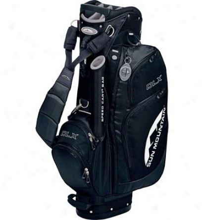 Sun Mounain 2010 Scb Deluxe Cart Bag