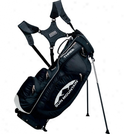 Sun Mountain 2011 Superilght 3.5 - Left Handed Stand Bag