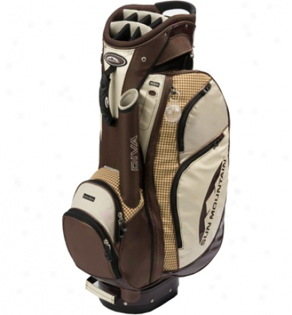 Sun Mountain 2011 Women S Diva Cart Bag