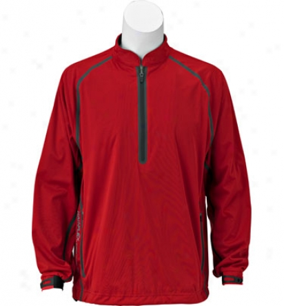 Sun Mountain Rain Flex Long Sleeve Pullover
